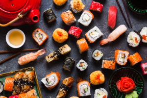 June 18 World Sushi Day